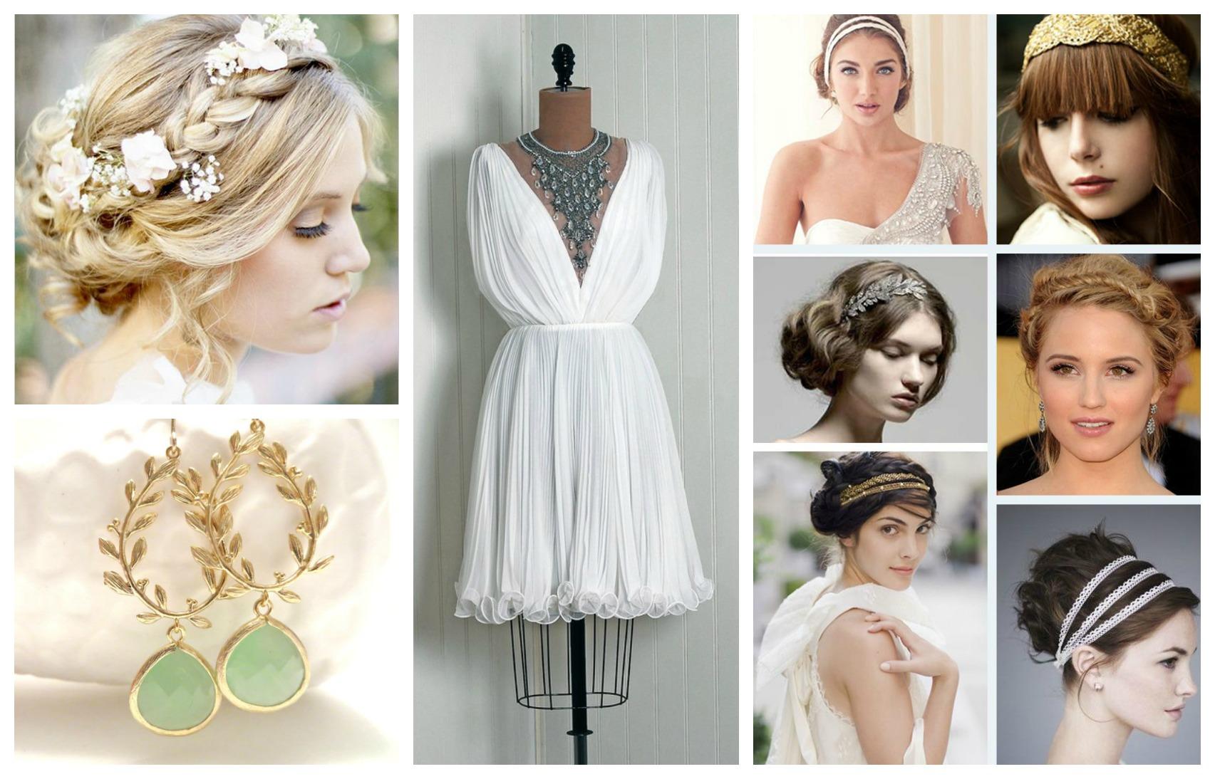 Свадебные Платья В Стиле Греческий