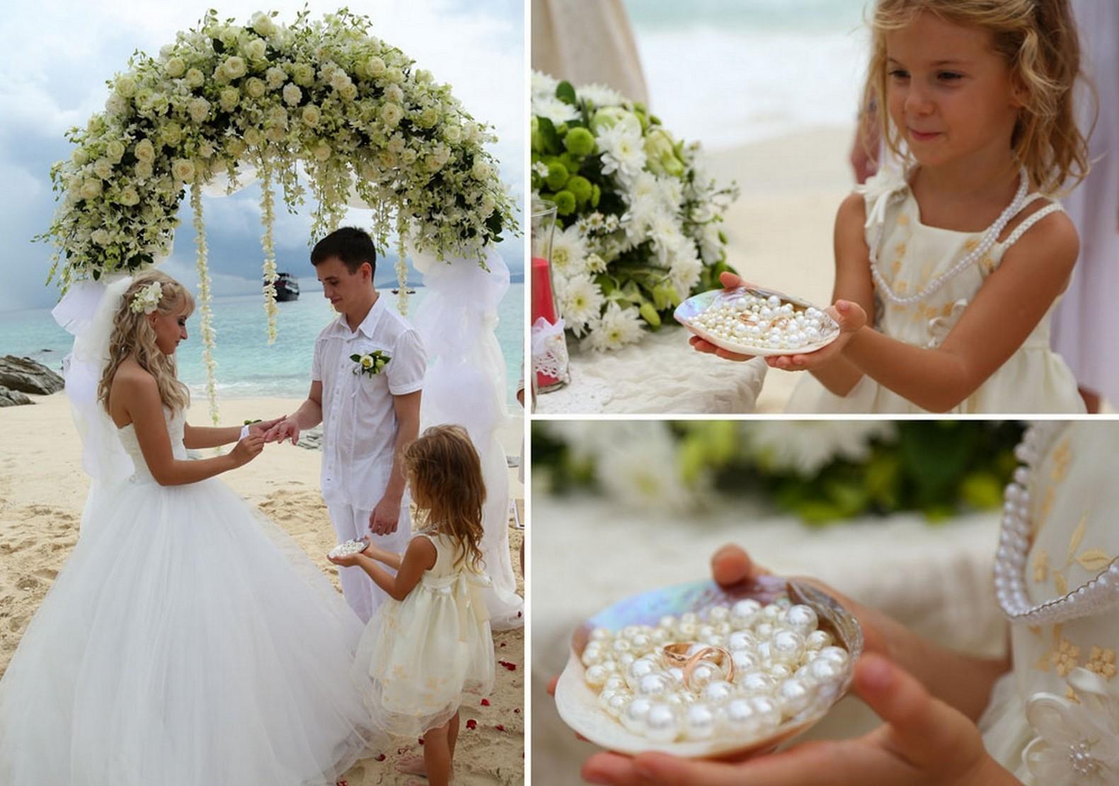 Свадьба в морском стиле - морская свадьба
