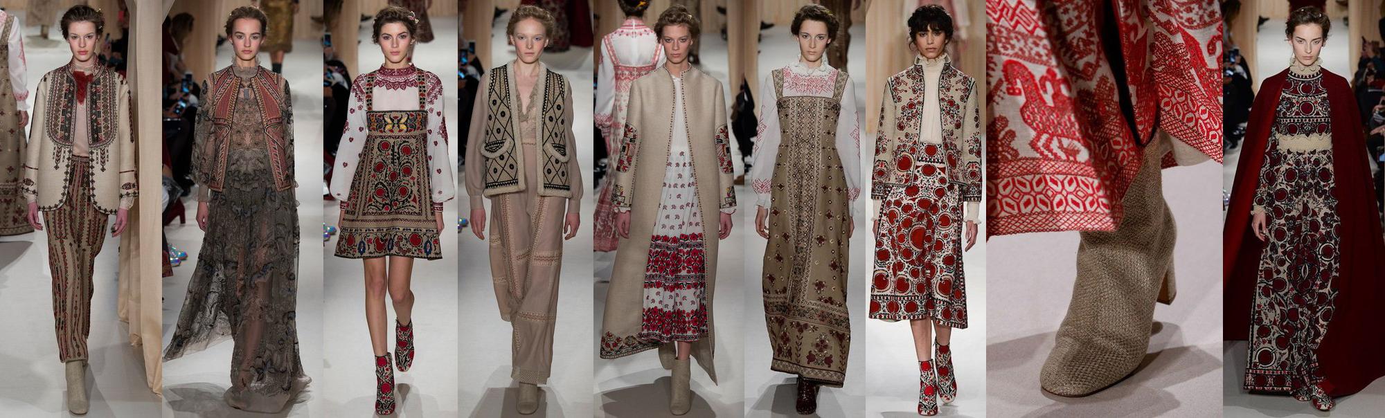 Мода на русское фото