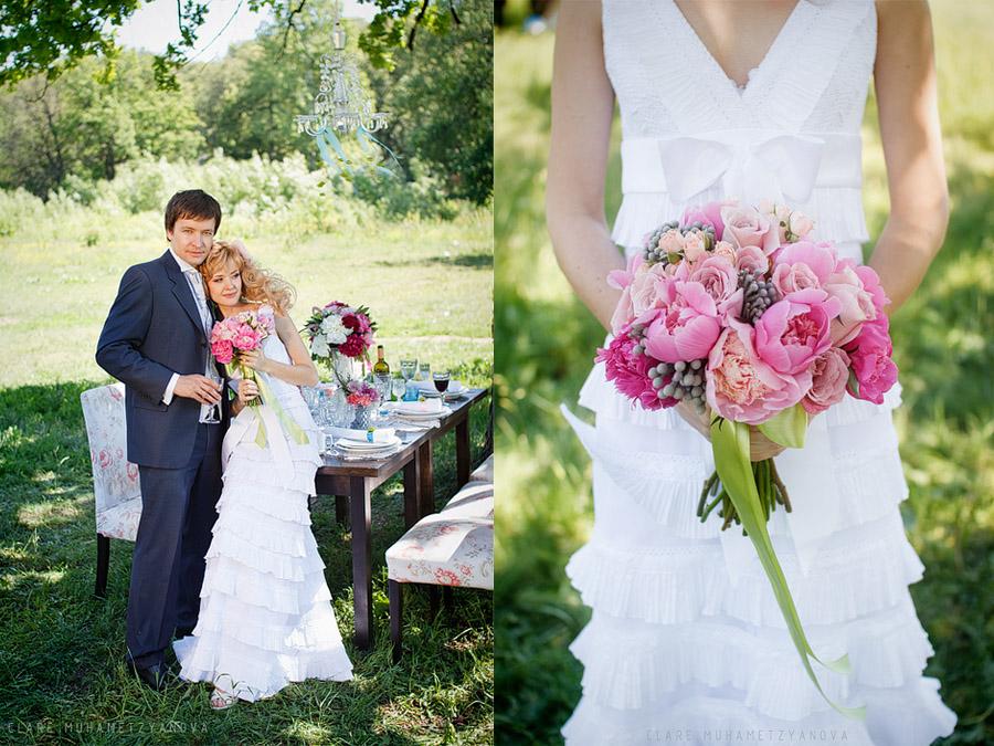 Сценарий свадьбы европейского стиля