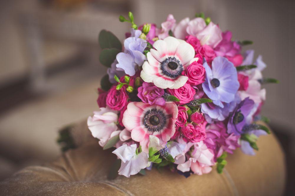 Букет на свадьбу зима цветы