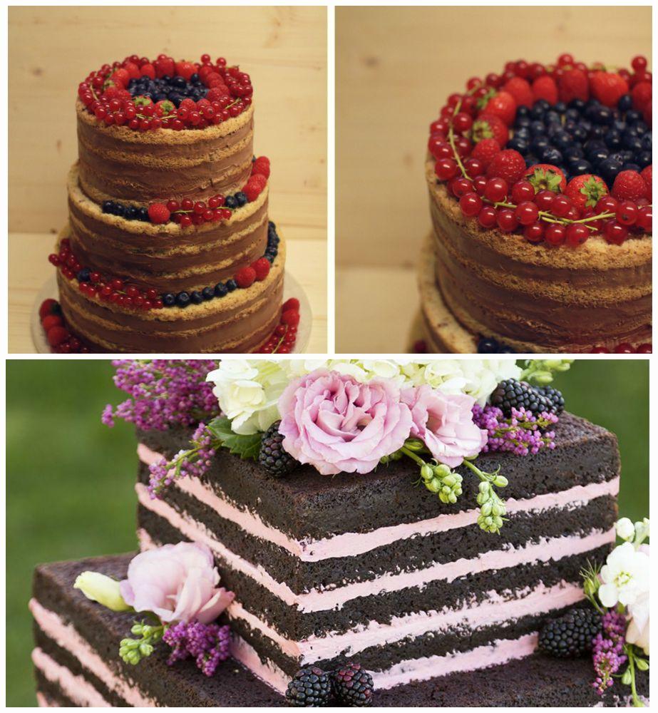 Голый торт на свадьбу – отличная альтернатива классическому варианту рекомендации