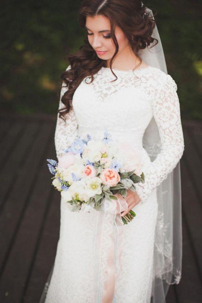украшения свадьбы тканью фото