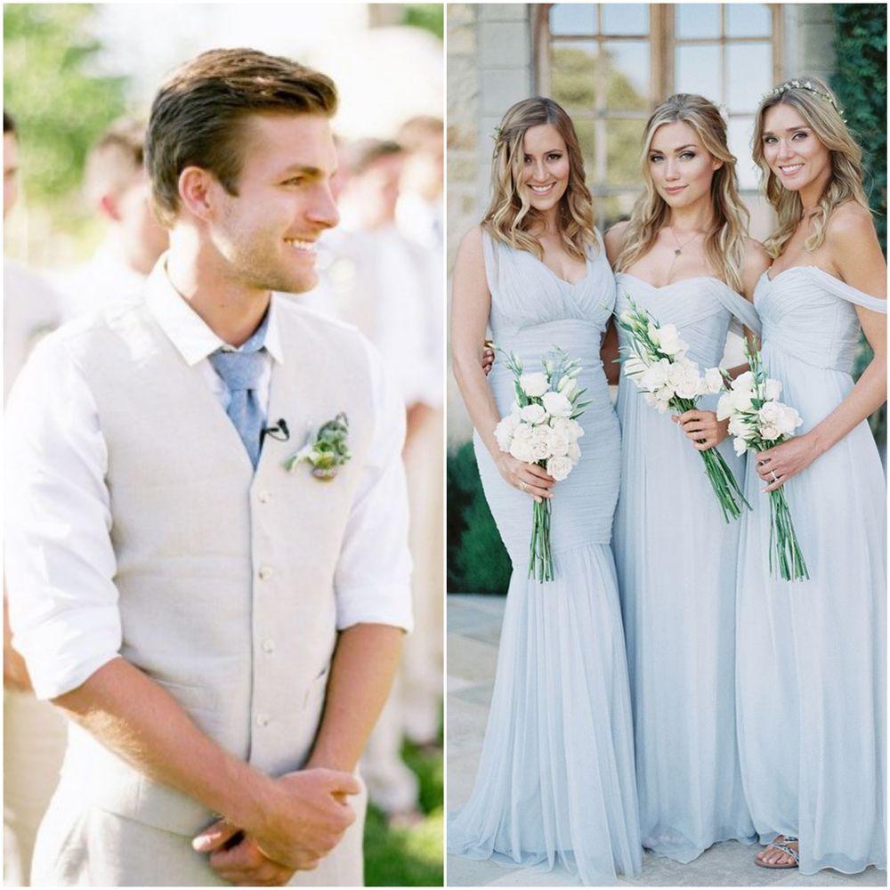 В каком цвете сделать свадьбу фото