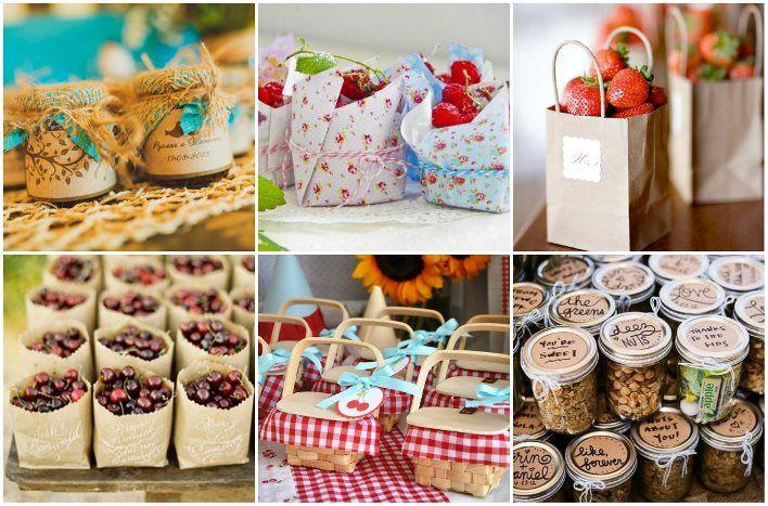 Идеи сладких подарков гостям 27