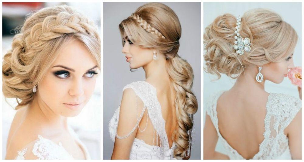макияж свадебный вечерние прически модные стрижки волос подбор причесок