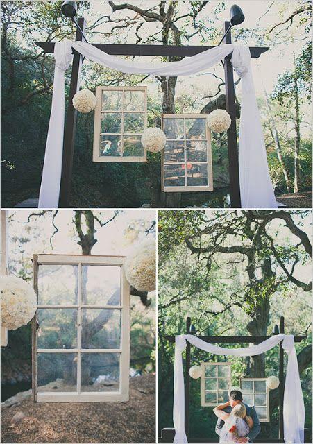 Как делают арки для свадьбы