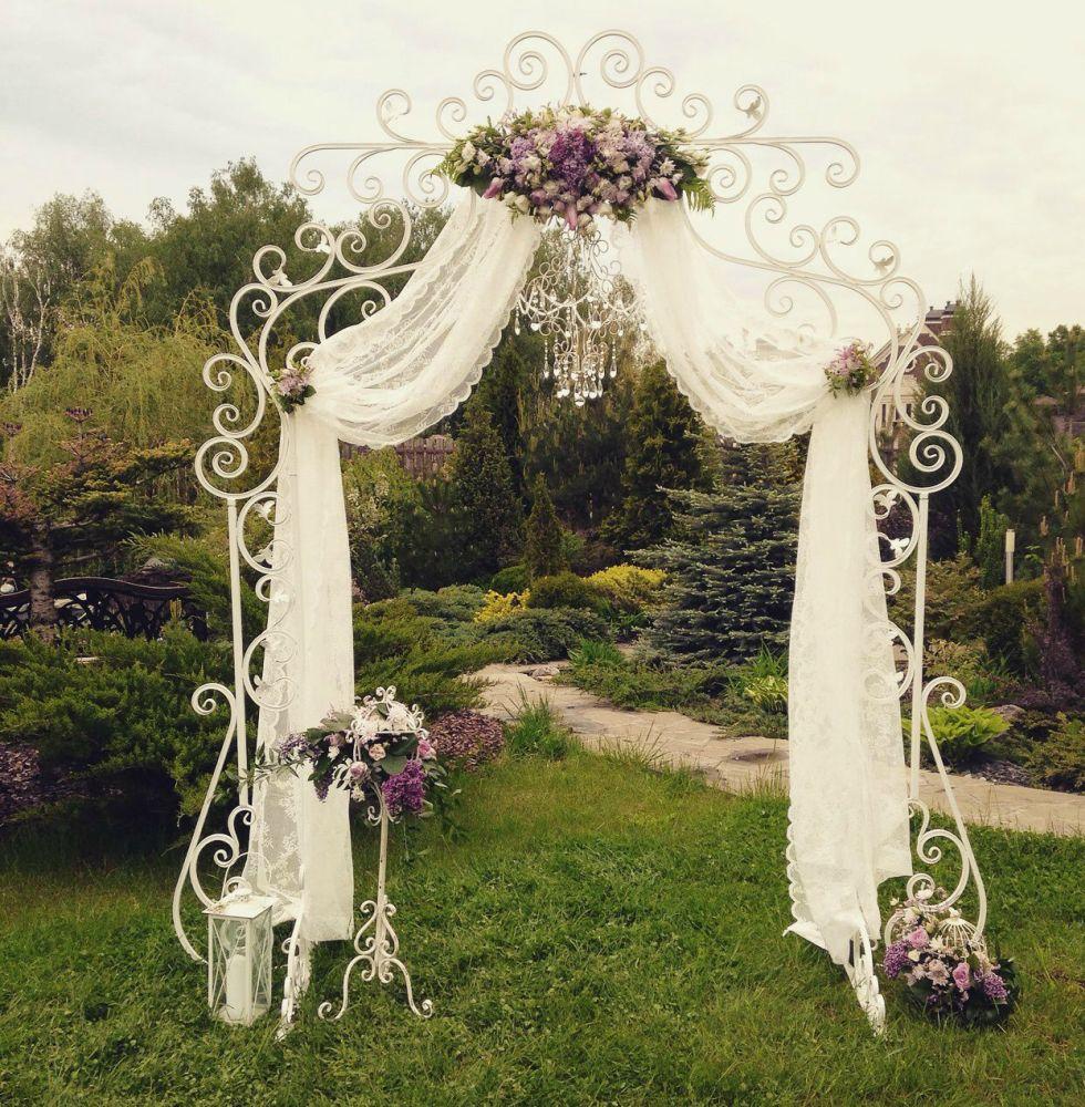 Как сделать арку на свадьбу своими руками дешево и красиво 23