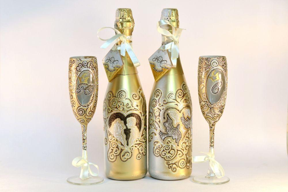 Фото шампанского на свадьбу